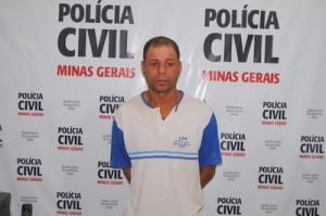 Elucindo Batista Neves estava foragido desde 2010, quando matou um cidadão num bar em Muqui.