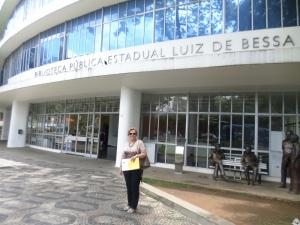 Diretora de Cultura relata a doação aconteceu de forma bem rápida, depois de sua participação no Fórum sobre Biblioteca Pública, em Belo Horizonte.
