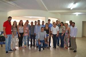 Representantes dos Municípios que compõem o Circuito Turístico Pico da Bandeira.