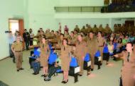 Militares do 11º BPM se destacam no Curso de Formação de Sargentos