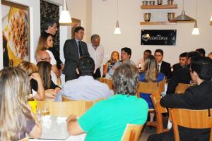 O evento objetivou a integração dos advogados, em um momento de descontração, lazer, troca de experiências e relatos institucionais.