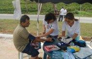 Evento promove ações para preservação da saúde de caminheiros