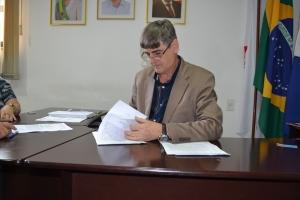 Prefeito Nailton Heringer afirmou que o Município não terá problemas no pagamento da segunda parcela do 13º salário.