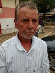 Lázaro Fernandes de Lima condenado por tráfico de drogas.