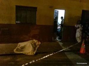 Vítima morreu no local; corpo foi liberado para o IML.