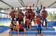 Atletas manhuaçuenses de BMX comemoram ano de conquistas