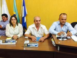 Nova mesa diretora eleita para Câmara de Durandé.