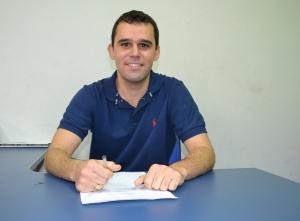 Secretário de Esportes, Victor Rocha.