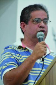 Presidente do Sindicato informou que terá uma reunião na próxima quinta-feira.
