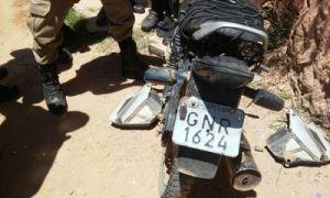 Operação Cavalo de Aço já recuperou 12 motocicletas, entre elas uma Honda nesta terça-feira.