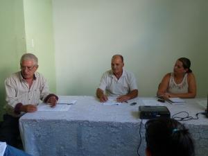 O Provedor do HCL, Sebastião Onofre de Carvalho, explicou detalhadamente como a situação está, bem como a dificuldade para chegar ao denominador comum