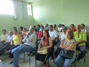 Conselheiros participaram da reunião e, ansiosos esperam posicionamento na próxima segunda-feira (12)