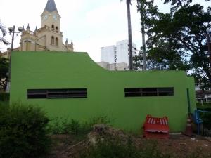 Banheiros da Praça César Leite e da Praça 5 de Novembro terão novo horário de funcionamento a partir de amanhã.