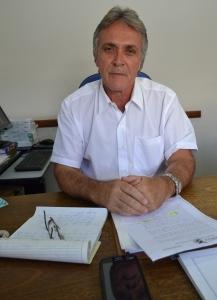 """Cristóvam Luiz Rocha alertou aqueles que não estão com imposto em dia: """" se ele não pagar de forma alguma, automaticamente, a Prefeitura tem que lançar o nome dele em protesto""""."""