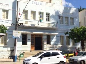 Atual Fórum da comarca já não possuí mais espaço para ampliação