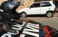 Duas lojas são assaltadas no Centro de Manhuaçu