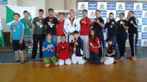 Manhuaçu participa da 2ª etapa do mineiro de taekwondo - foto 1
