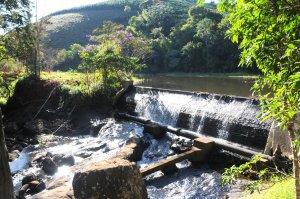 Projeto Olhos D'água visitou a região de Manhuaçuzinho.