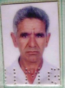 Francisco Estevão de Souza tinha 75 anos
