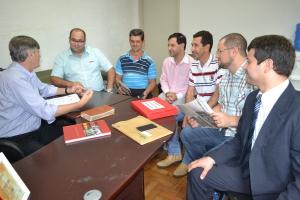 Uma equipe do Executivo trabalha, desde agosto passado, nas reformulações do Plano Diretor.