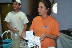Moradores com sede no Ponte do Silva - foto capa