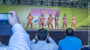 Flavinha disputou título com atletas de vários países