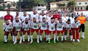 União de Lajinha venceu Taparuba, mas foi eliminado da competição