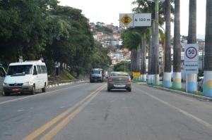 Trecho da BR-262 em Manhuaçu será duplicado.