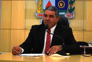 Presidente da Câmara de Manhuaçu, Jorge do Ibéria, é o autor do projeto de resolução