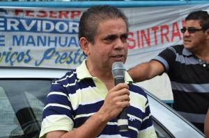 Presidente do SINTRAM, Jaime Rodrigues, falou sobre os benefícios que o veículo irá trazer aos sindicatos da região