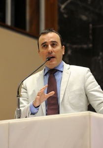 Presidente da Comissão de Proteção aos animais, deputado Noraldino Júnior solicitou a visita.