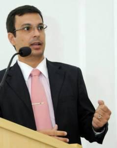 Delegado de Trânsito de Manhuaçu, José Geraldo Teixeira Júnior