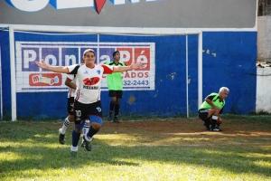 Felipe fez o gol de honra do Pontapé Calçados na partida contra o Minas Útil