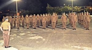 48 novos sargentos da Polícia Militar se formaram em solenidade, realizada nesta sexta-feira (31)