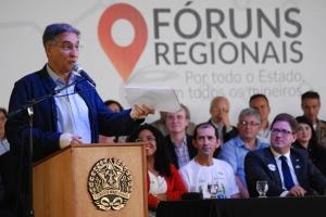 Governador de Minas instala Fórum Regional - foto 3