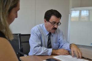 Assessor jurídico da Câmara explica detalhes da lei municipal.