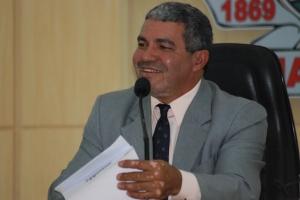 Lei foi elaborada pelo presidente da Câmara, vereador Jorge do Ibéria.