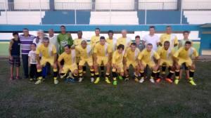 O Burakão Clube é o atual campeão do Campeonato Máster