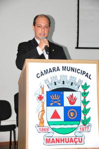 Emenda de R$ 1 milhão de Renzo Braz para Manhuaçu é paga