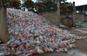 Venda dos recicláveis de 2014 foi realizada no dia 26 de junho