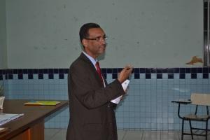 Presidente do Conselho dos Direitos das Crianças e dos Adolescentes, Wagner Alves Caldeira