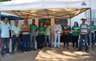 Dia de Campo reúne produtores no Córrego das Nascentes