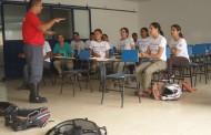 Bombeiros de Manhuaçu ministram curso para agentes de saúde