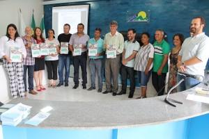 Prefeituras de oito cidades da região foram contempladas pelo Programa de Universalização do Saneamento, desenvolvido pelo CBH-Manhuaçu, por meio da utilização de recursos da cobrança pelo uso da água