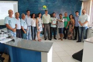Os representantes do Comitê que participaram do XVII Encontro Nacional de Comitês de Bacias Hidrográficas fizeram um relato sobre a experiência do evento, realizado entre os dias 4 e 9 de outubro, em Caldas Novas – GO