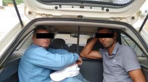 Os autores foram presos e conduzidos até a Delegacia de Manhuaçu, onde foram autuados