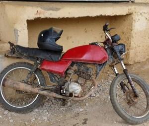 MOTO IRREGULAR