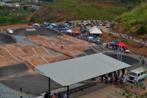 A qualidade da pista de Manhuaçu foi determinante para a vinda de um evento nacional para a cidade