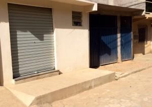 João Pitis foi morto dentro deste bar, no bairro Bela Vista, em Manhuaçu