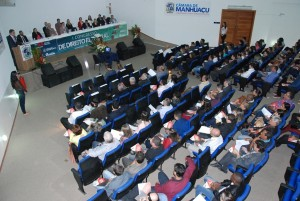 Evento reuniu aproximadamente 500 pessoas dos estados de Minas Gerais, Espírito Santo e Rio de Janeiro durante todo o dia